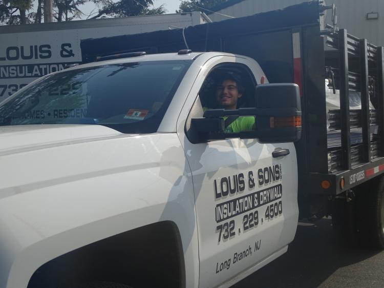 Louis & Sons Truck